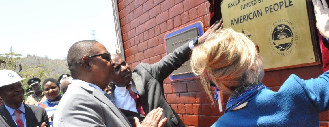 U.S Embassy Lilongwe-MCC Celebrate the Closeout of the 5-year, $350 Million Malawi Compact