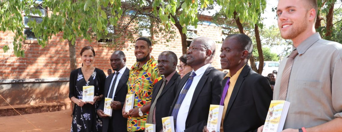 "U.S. Peace Corps Donates ""The Boy Who Harnessed the Wind"" to CDSS"