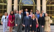 Ambassador hosts a Roundtable for U.S. Franchises in the Czech Market