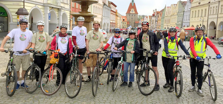 Embassy's Bike Ride in General Patton's Footsteps