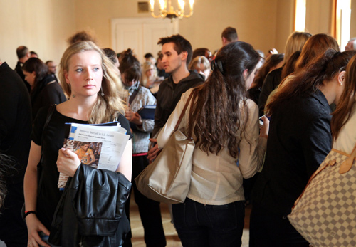 American Universities Fair in Prague