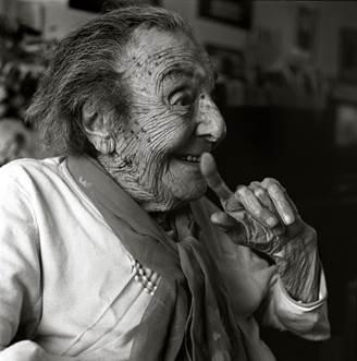 Photo of Alice Herz-Sommerové