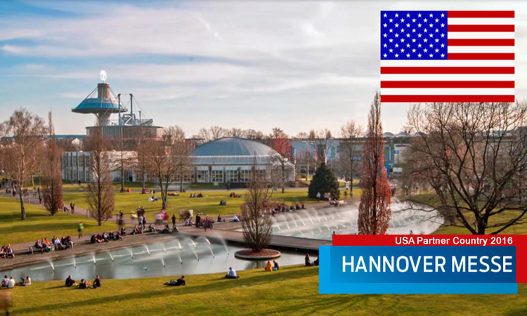 The United States is the Partner Country for the World's Leading Trade Fair for Industrial Technology.