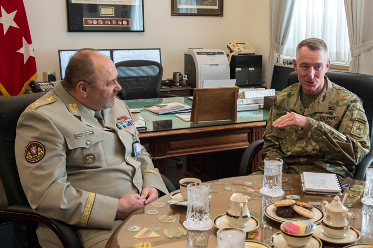 U.S. Director of the Army Staf...