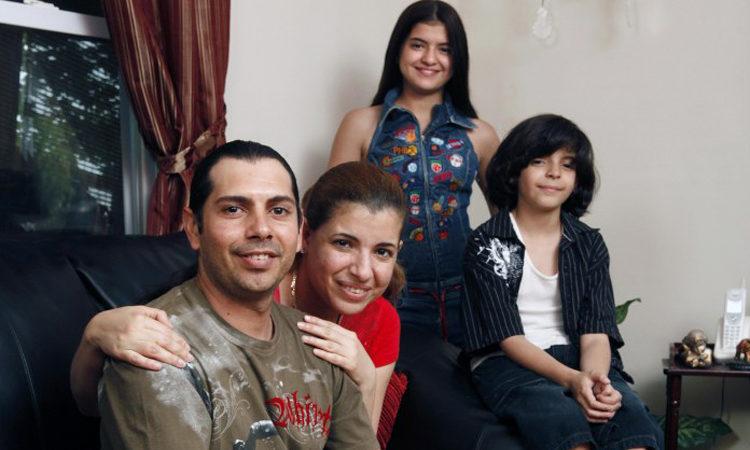 Kubánská rodina našla nový domov v New Yorku.