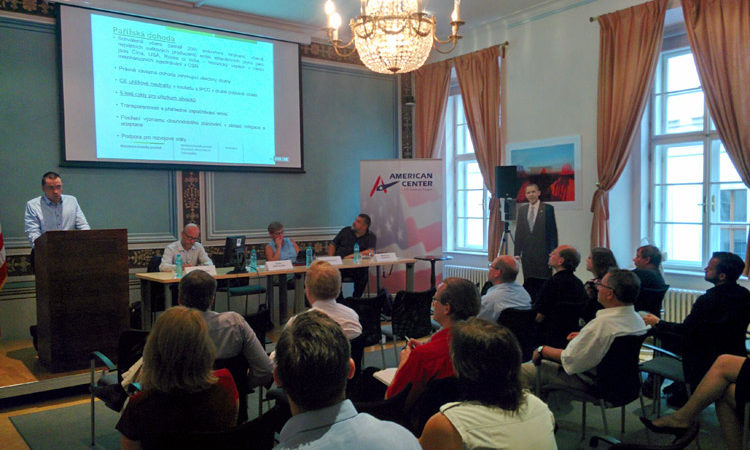 """U.S. Embassy hosted a panel discussion """"The Path to a Sustainable Energy Future"""""""