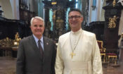 Ambassador visits Night of the Churches