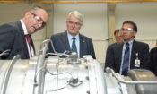 Velvyslanec pokračuje v podpoře česko-amerického businessu návštěvou Solar Turbines