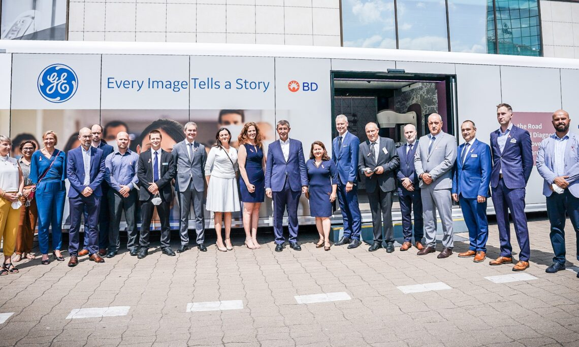 GE Healthcare: Every Image Tells a Story Roadshow
