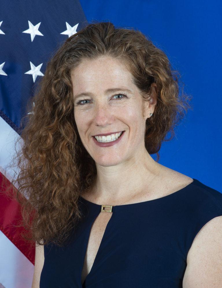 Photo of Chargé d´affaires Jennifer Bachus