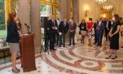 Embassy Welcomes Novavax Leadership to Prague