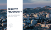 Peace to Prosperity: A Vision to Improve the Lives of the Palestinian and Israeli People