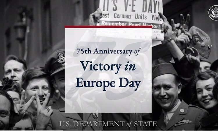 Joint Statement on the 75th Anniversary of the End of the Second World War
