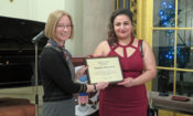 Young Roma Activist Receives 15th Annual Alice G. Masaryk Human Rights Award