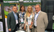 Czech Delegation at WasteExpo v Las Vegas
