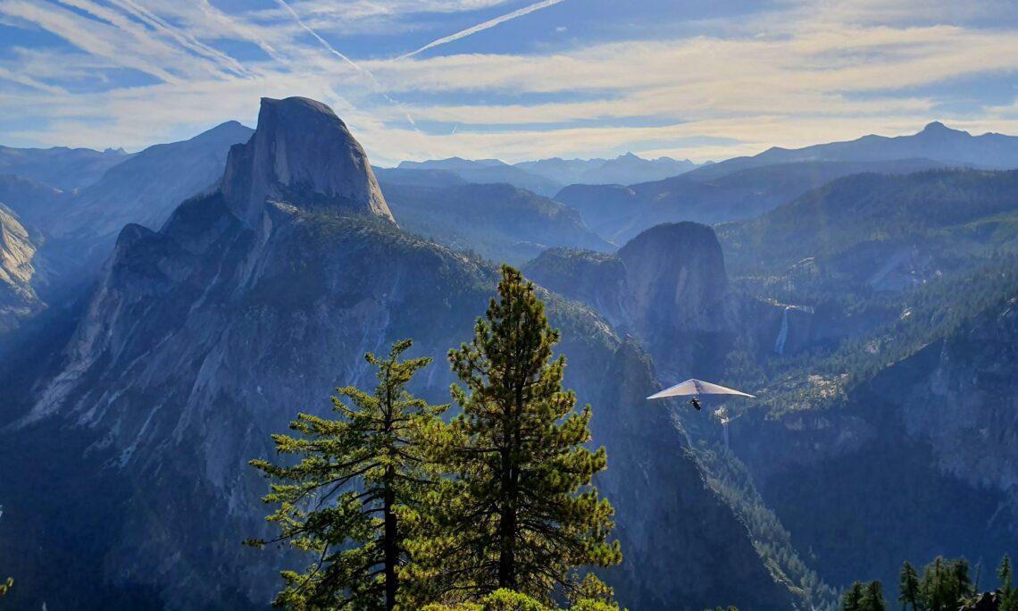 Ondřej Benko, Vstříc magickému údolí, Glacier Point, Yosemite NP (celkový vítěz ATO 2019)
