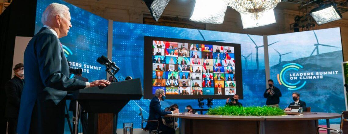 Virtual Leaders Summit on Climate