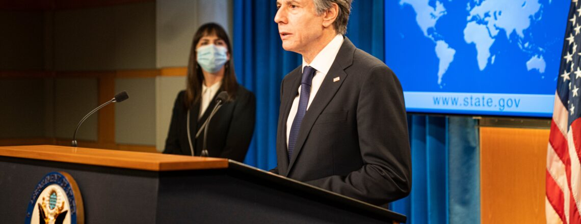 Secretary Blinken Releases 2020 Country Reports on Human Rights Practices