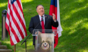 Secretary Pompeo visits Czech Republic