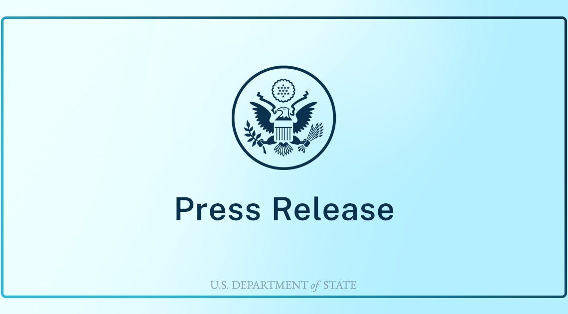 Secretary Blinken's Call with Czech Prime Minister Babiš