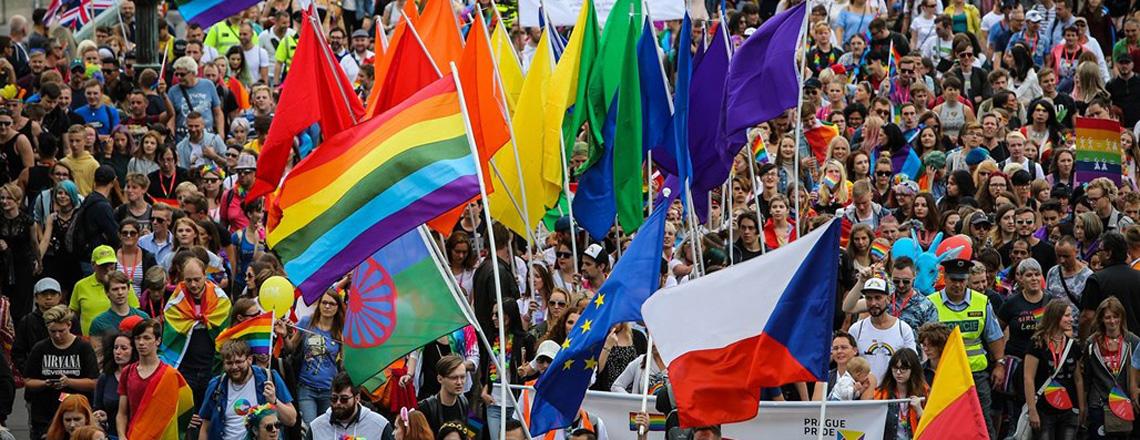 Velvyslanectví USA oslavilo devátý ročník festivalu Prague Pride