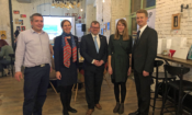 U.S. Embassy joins Prague Airport Roadshow