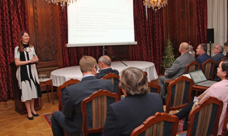 Seminar on Financial Sustainability of Innovative Treatment in the Czech Republic