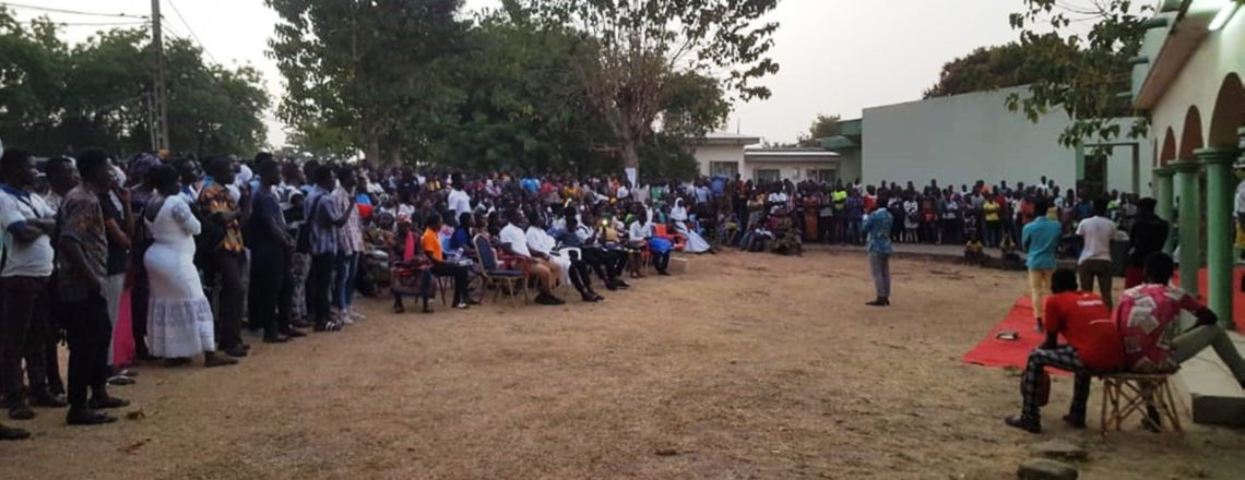 University of Kara pays tribute to Martin Luther King