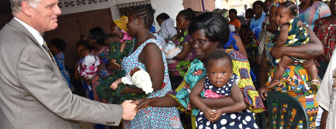 Lancement par l'USAID d'un projet Régional de Planification Familiale au Togo