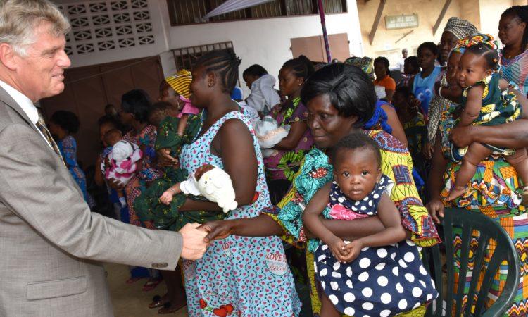 projet Régional de Planification Familiale au Togo