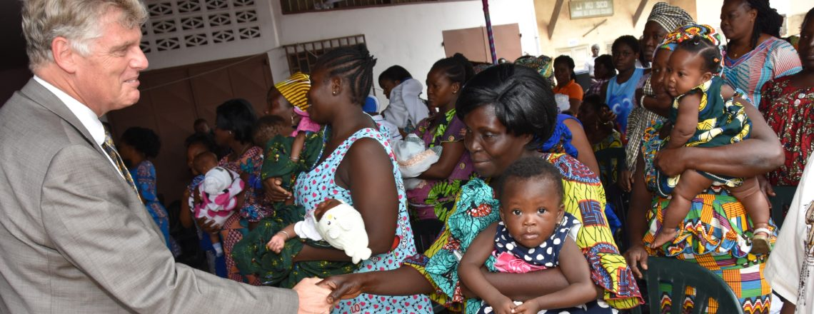 USAID Launches Regional Family Planning Project in Togo