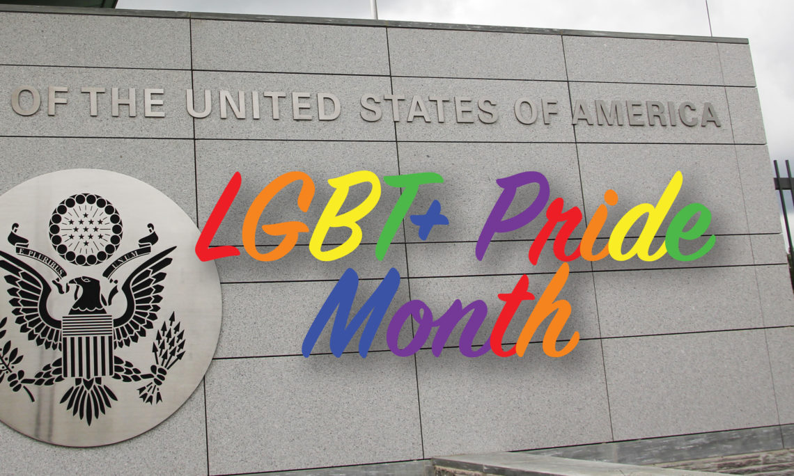 664f0b986 June is Lesbian, Gay, Bisexual, Transgender and Queer (LGBTQ) Pride Month.