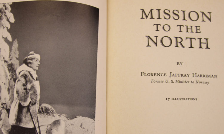 Mission to the North by Florence Jaffray Harriman