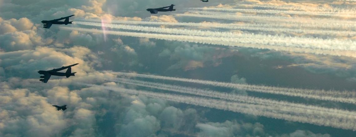 The United States and Norway Complete Joint B-52 Training Exercises