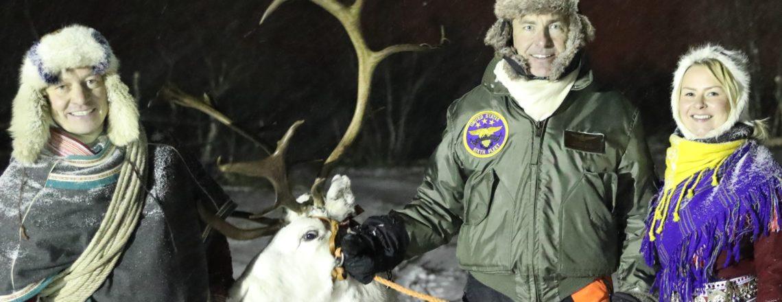 Ambassador Braithwaite Visits Finnmark