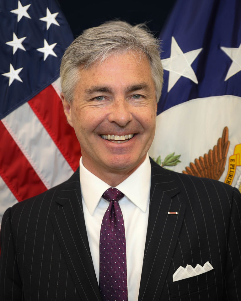 Photo of Ambassador Kenneth J. Braithwaite