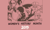 WOMEN'S HISTORY MONTH 2019