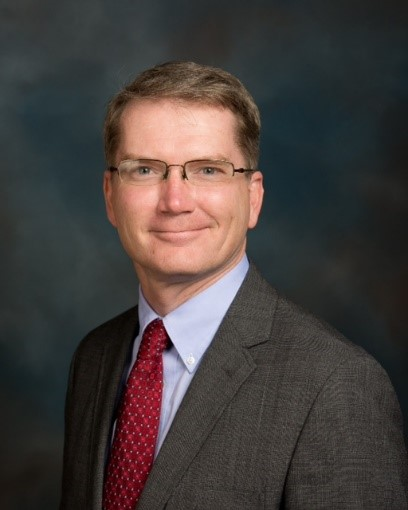 Photo of Chargé d'Affaires ad interim Shawn Crowley