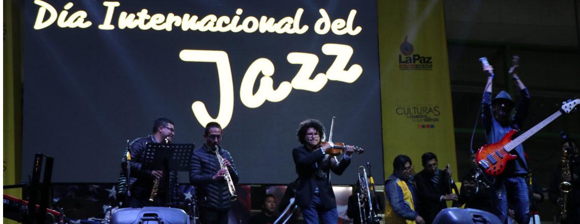¡Celebramos el Día Internacional del Jazz!