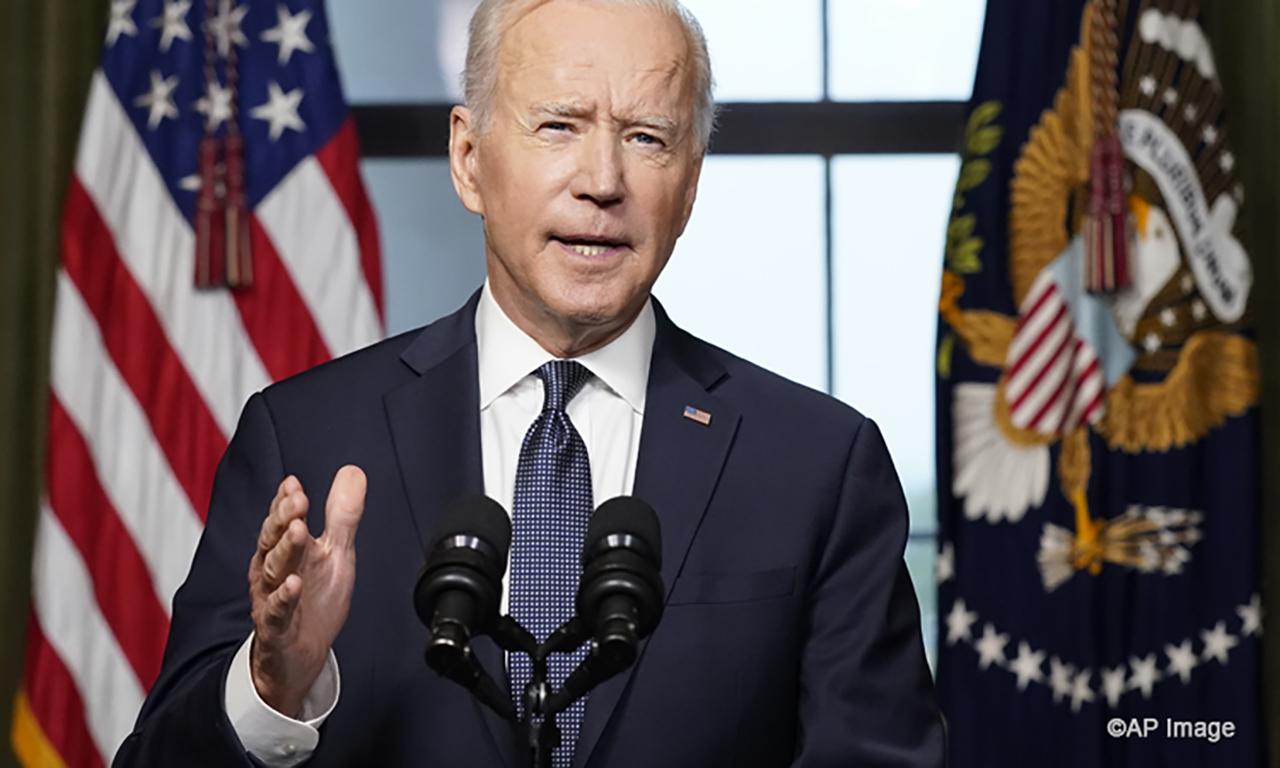 Presidente Biden. AP Images