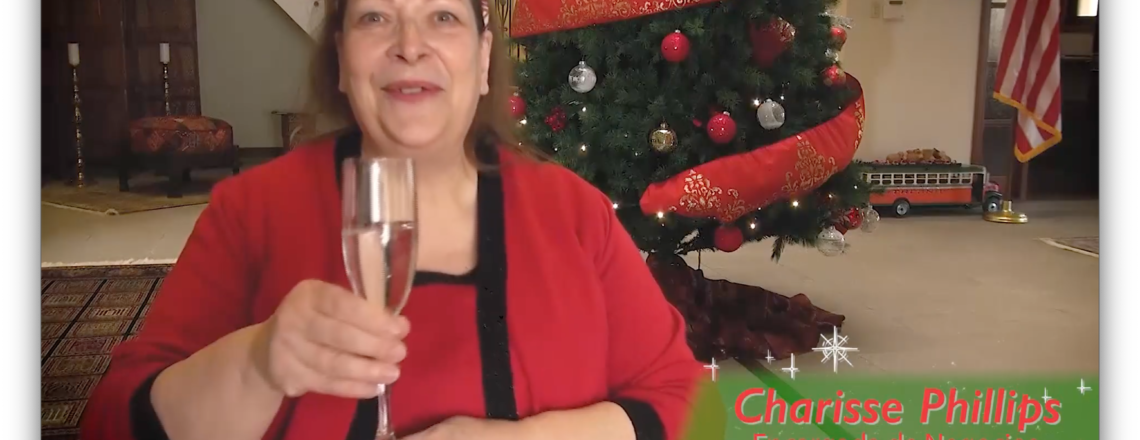 End of Year Message from Chargée d'Affaires Charisse Phillips