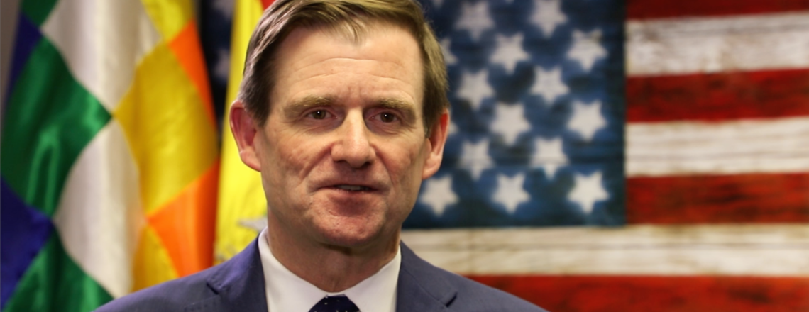 Message by Under Secretary David Hale to the Bolivian People