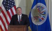 Secretary Pompeo at OAS