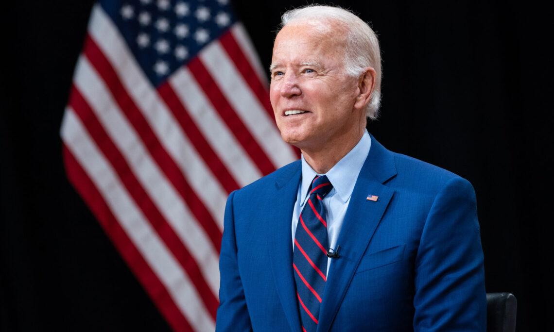 President Joseph R. Biden, Jr.