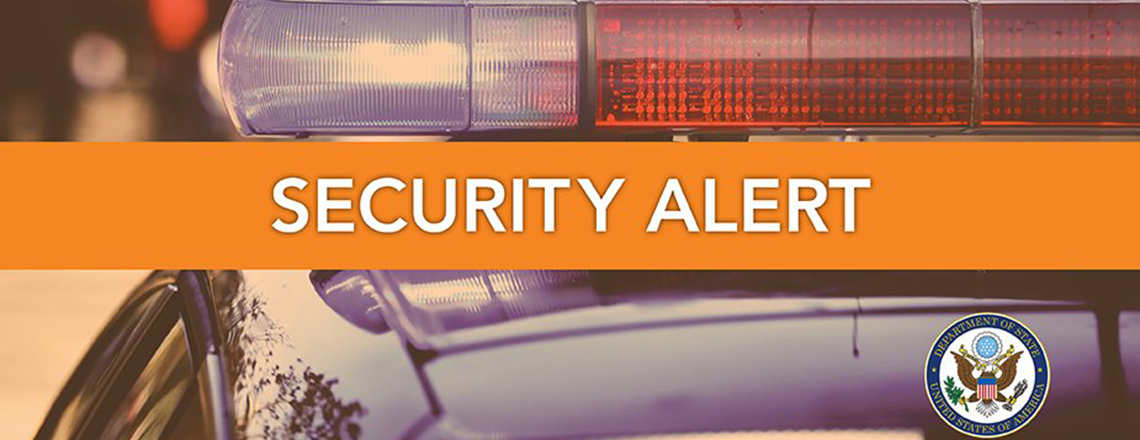 Security Alert – November 21, 2019