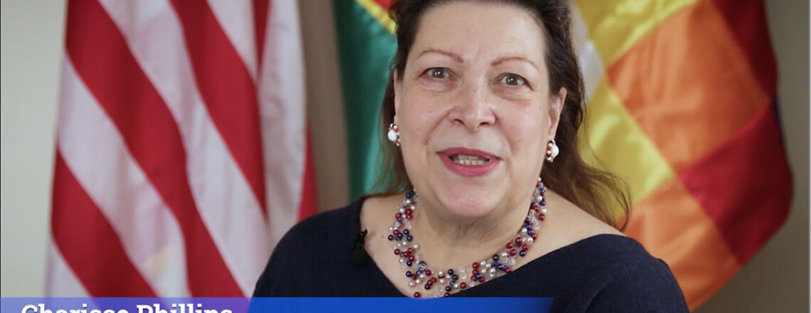 Chargée d'Affaires Charisse Phillips Inauguration Day Message