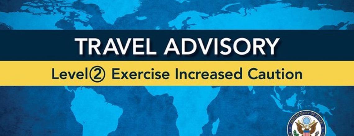 Travel Advisory January 6, 2020, Bolivia – Level 2