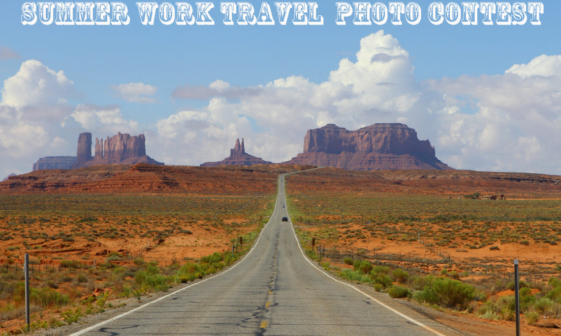 My America: Summer Work Travel Photo Contest