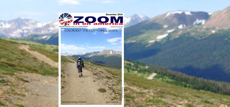 November 2016 issue of Zoom in on America