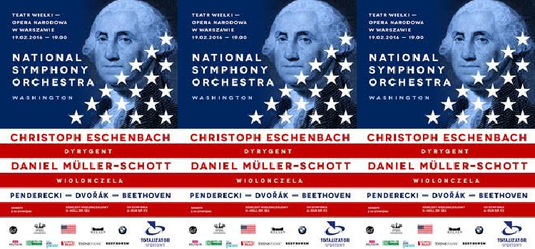 National Symphony Orchestra Performs in Warsaw
